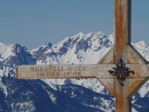 The Cross above Europe