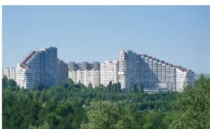 Porţile Oraşului (The Gates of the City), Chişinău